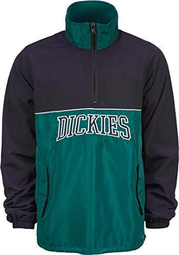 Dickies Pennellville Jacket/Windbreaker Schlupfjacke grün/blau Scout Herren NEU, Größe:XXL