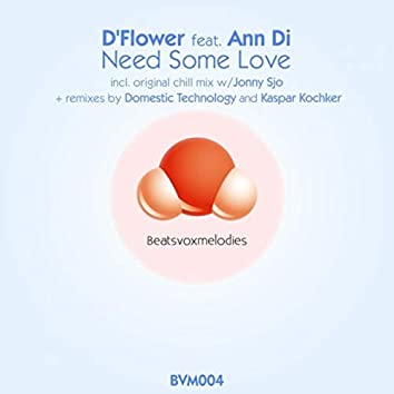Need Some Love (Remixes)