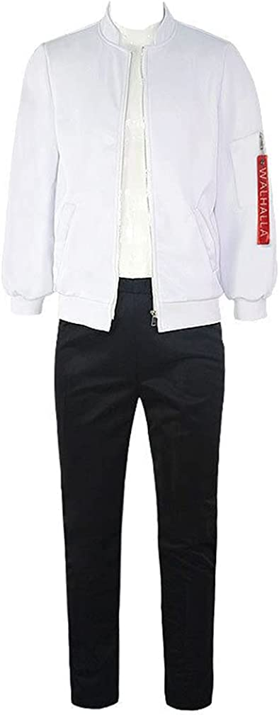 TISEAS Unisex Max 62% OFF Adult Tokyo Revengers Cosplay Hane Valhalla Jacket Our shop most popular