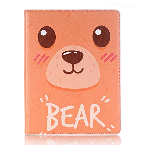 Tanxinxing For Galaxy Tab S2 8.0 (2015) SM-T710 Cute Cartoon Animals Design PU Leather Flip Wallet Stand Tablet Case Cover (PATTERN : 4)