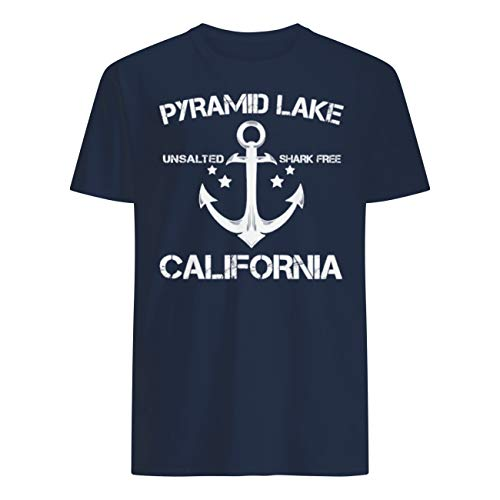 Pyramid Lake California Funny Fishing Camping Verano Regalo T Personalizado Unisex Camiseta Camiseta Sin Mangas Sudaderas Manga Larga Sudadera para Hombre Mujer