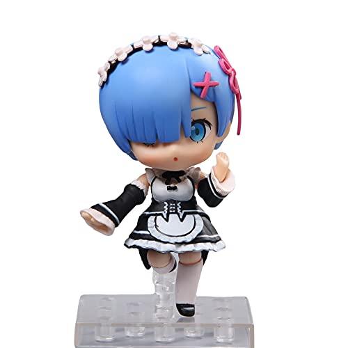 Figura Anime Re Life en un Mundo Diferente Zero Seikatsu Rem 663 PVC Figura acción Juguete...