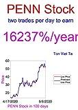 Price-Forecasting Models for Penn National Gaming, Inc. PENN Stock (Warren Buffett Book 10)