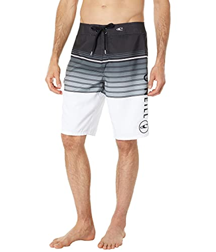 O'NEILL Santa Cruz Printed Boardshorts White 32