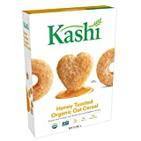 Kashi, Breakfast Cereal, Honey Toasted Oat, Organic, 12oz Box