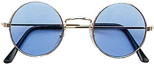 1970s Hippie Dude Ozzy Osbourne John Lennon Weihnachtsfeier Runde Brille Uk