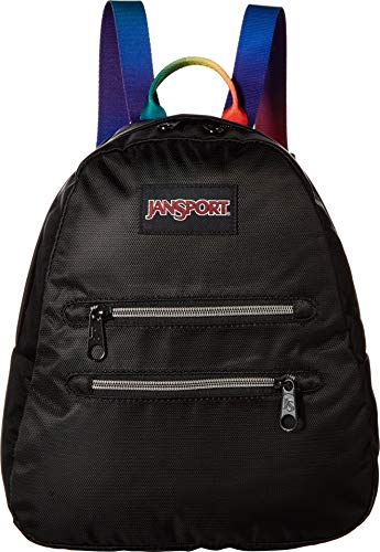 JanSport Half Pint FX 2 Mini Backpack - Ideal Day Bag for Travel & Sightseeing   Stud Treatment