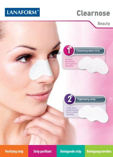 CLEAR NOSE (lot de 2 sachets), traitement 2 en 1 de votre nez