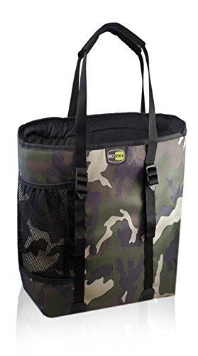 giostyle 18 Boxy Explora Borsa Termica, Multicolore (Camouflage)