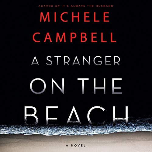 A Stranger on the Beach audiobook cover art
