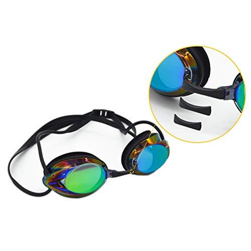 Zhongyuan Zwembril, condensvrij, waterdicht, voor volwassenen met neusbrug