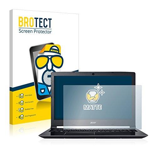 BROTECT Entspiegelungs-Schutzfolie kompatibel mit Acer Aspire 5 A515 Bildschirmschutz-Folie Matt, Anti-Reflex, Anti-Fingerprint