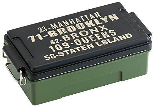 スケーター 弁当箱 コンテナ ランチボックス 大容量 840ml ブルックリン 日本製 PCTN9