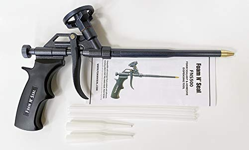 Foamnseal FNS 500 Polyurethane Foam Dispensing Gun / Tool