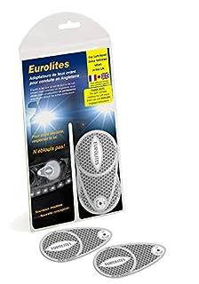 scheda travel items for europe eurolite - adattatore per raggio del fanale per la guida su lato sinistro