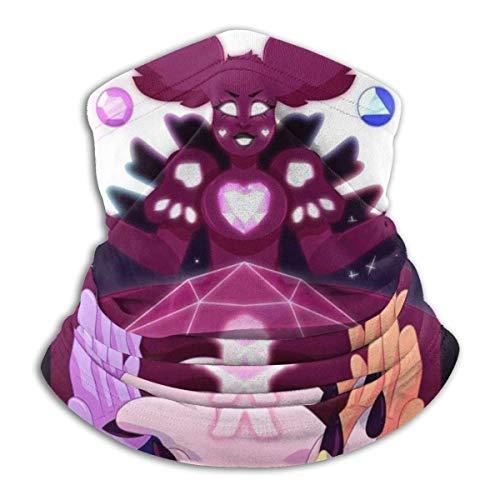 N/A Tube Scarf,Tough Headwear,Spinel Fan Art Outdoor Sports Neck Warmer Headband Bandana Balaclava