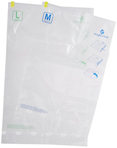 Eagle Creek Vakuumsack Pack-It Set, transparent, 39 x 24 x 1.5, EC-40119000