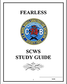 Amazon Com U S Navy Seabee Combat Warfare Specialist Scws Qualification Study Guide Ebook Navy U S Kindle Store
