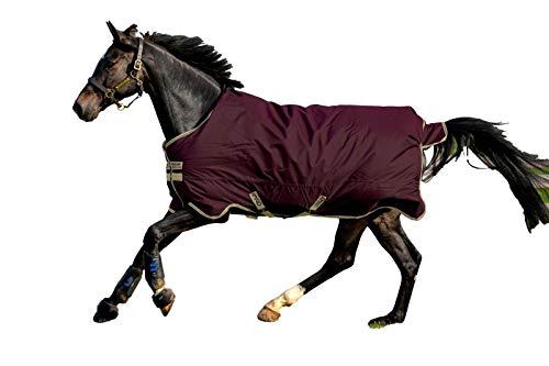 Horseware Amigo Hero Ripstop Sheet Lite 0g Fig/Navy/Tan 75
