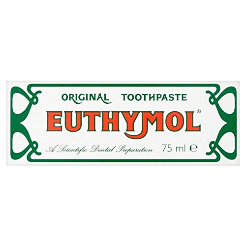 12 x Euthymol Original Toothpaste 75ml