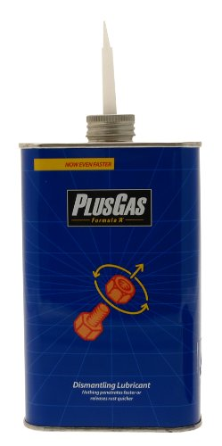 Plusgas English Abrasives 803-10 Tin