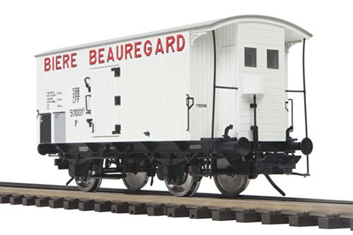 Mth Electric Trains 120909040 – Bière Bières Chariot Privé de Beauregard