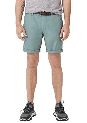 s.Oliver Herren 28.906.74.5203 Shorts, Grau (Mineral Grey 6352), W(Herstellergröße: 34)