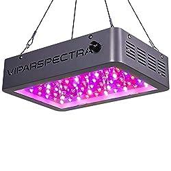 Dimmable 600W 1000W 1200W LED Grow Lights Full Spectrum Indoor VEG Bloom Light