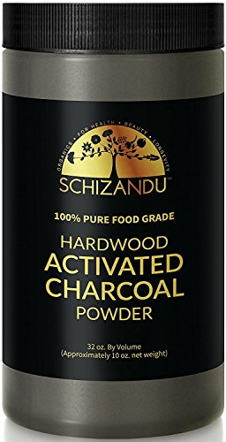 Our #3 Pick is the Schizandu Organics Hardwood Activated Charcoal Powder