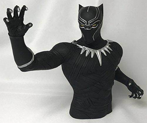 Marvel(マーベル)Black Panther(ブラックパンサー)Bust Bank(貯金箱)【並行輸入品】