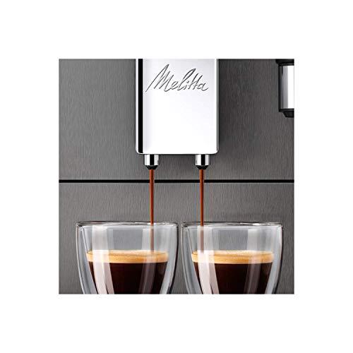 41HgDwz7H1L. SS500  - Melitta Automatic Espresso Machine, Purista Model, F230-102, Black, 6766034