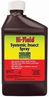 Voluntary Purchasing Group 30205 Hi-Yield Concentrated Systemic Insect Spray, 16-Ounce