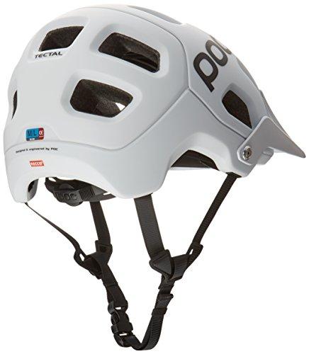 Adult Cycling helmet POC Unisex Adult's Helmet, White (Hidrogen White), M-L
