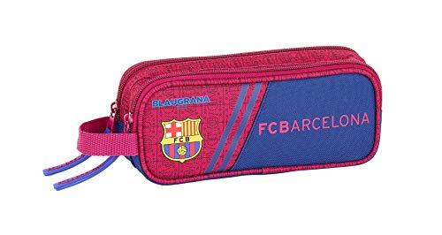 FC Barcelona Corporativa Oficial Estuche Escolar 210x60x80mm