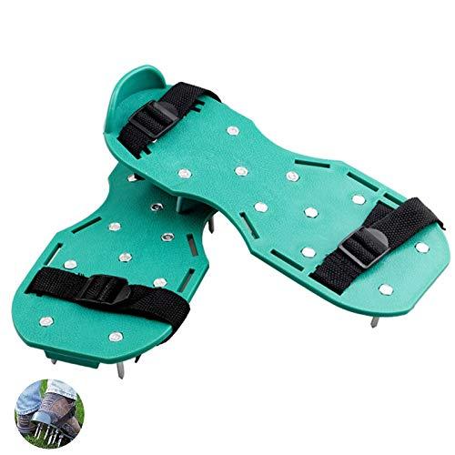 Aireador de Cesped Zapatos Sandalias de Aireador de Césped Zapatos