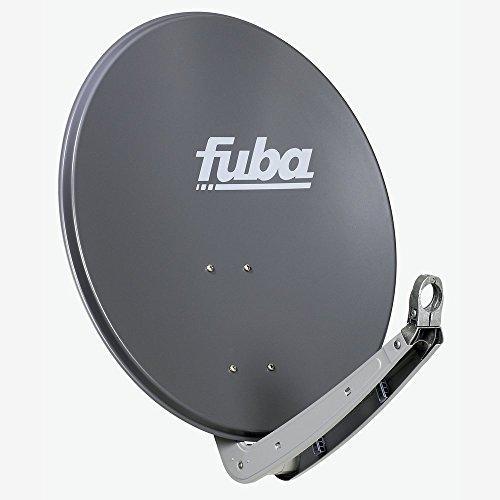 Fuba DAA 650 A Aluminium-Satelliten-Parabolantenne (36,70 dB, Große 65 cm) anthrazit