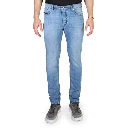 Diesel Herren Jeans Tepphar 081AL Slim Fit Stoned Blue (81) 33/32