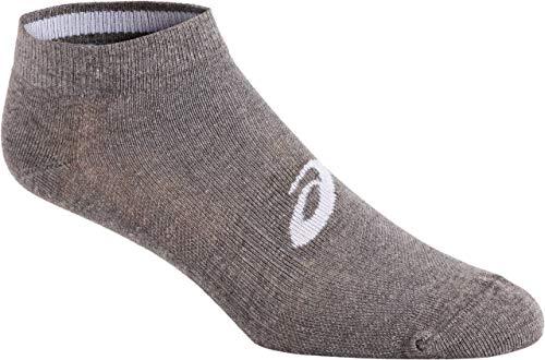 ASICS Unisex-Adult 155206-020_35-38 Socks, Grey