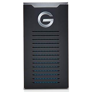 Disque SSD portable G-DRIVE G-Technology de 500 Go jusqu'à 560 Mo/s, stockage portable, résistant aux chutes, aux chocs et à l'eau (B0765PBZNL) | Amazon price tracker / tracking, Amazon price history charts, Amazon price watches, Amazon price drop alerts