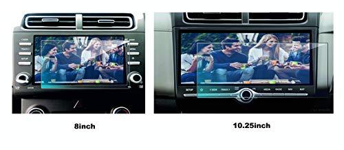 Gear Guard Hyundai Creta 2020 Accessories Infotainment System Unbreakable Screen Guard (10.25inch)