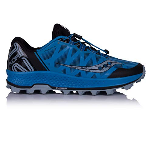Saucony KOA ST, Zapatillas de Deporte para Hombre, Azul (BLU/Blk 3), 44 EU
