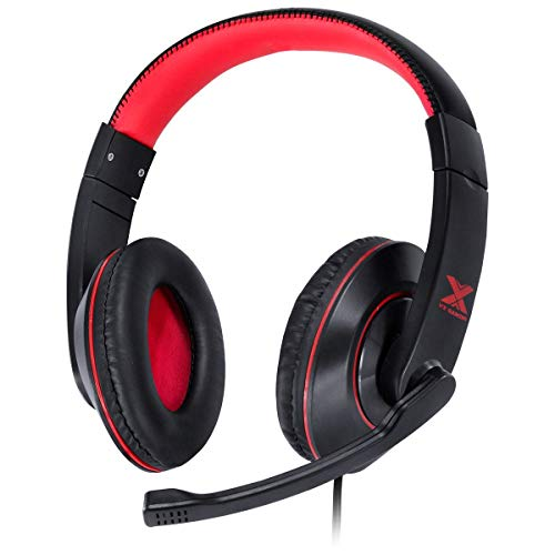 Headset Vx Gaming V Blade Ii Usb, VINIK, 31534, Vermelho, Dimensão do alto falante: 40mm
