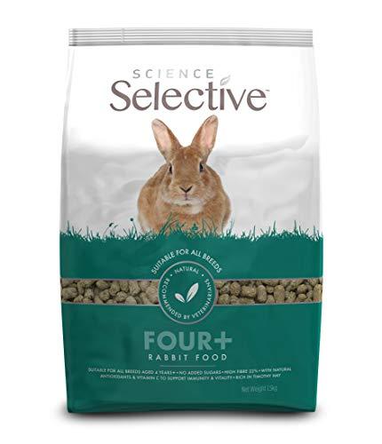 Supreme Pet foods Science Coniglio Selettivo Matura 4+ Anni 1.5kg