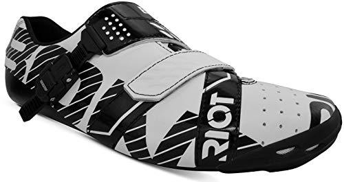 Bont Riot Buckle, Zapatillas de Ciclismo de Carretera Unisex Adulto, Multicolor (121...