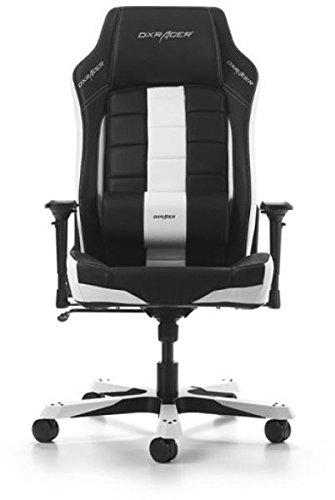 DXRacer Office Chair, OH/BF120/N, B-Serie, schwarz-weiss, das Original von DX Racer