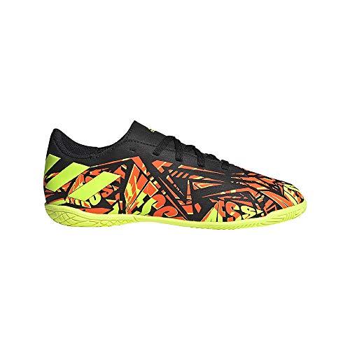 adidas Nemeziz Messi .4 IN J, Zapatillas de fútbol, Rojsol/Amasol/NEGBÁS, 29 EU