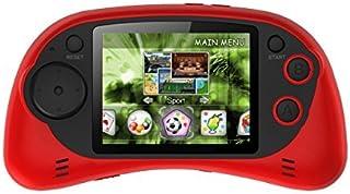 "IQ Toys Handheld Portable Digital Screen 200 Preloaded Games , 2.7"" Color Display RED"