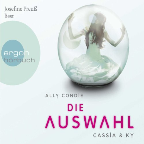 Die Auswahl     Cassia & Ky 1              By:                                                                                                                                 Ally Condie                               Narrated by:                                                                                                                                 Josefine Preuß                      Length: 6 hrs and 10 mins     2 ratings     Overall 3.5