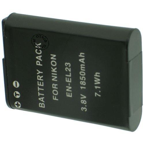 Batería compatible para Nikon Coolpix P610
