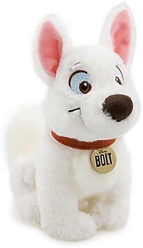 Authentic Disney, Hero Bolt Mini Bean Bag Plush Soft Doll Toy